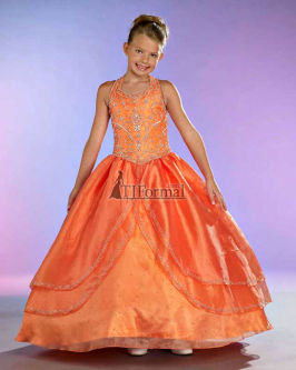 T J formal - Pageant Dresses